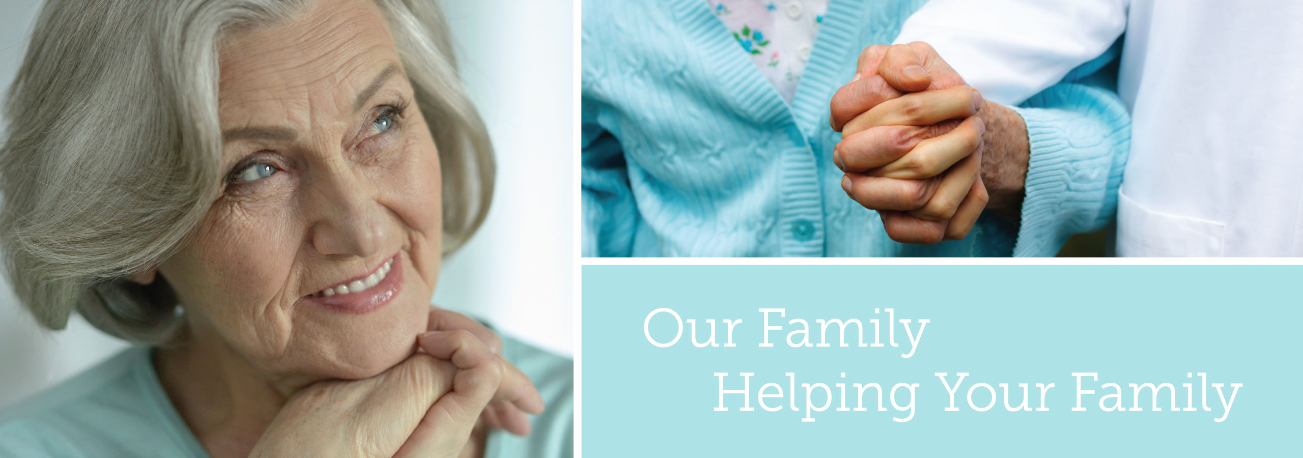 Home Care and Respite Services, Our Family Helping Your Family
