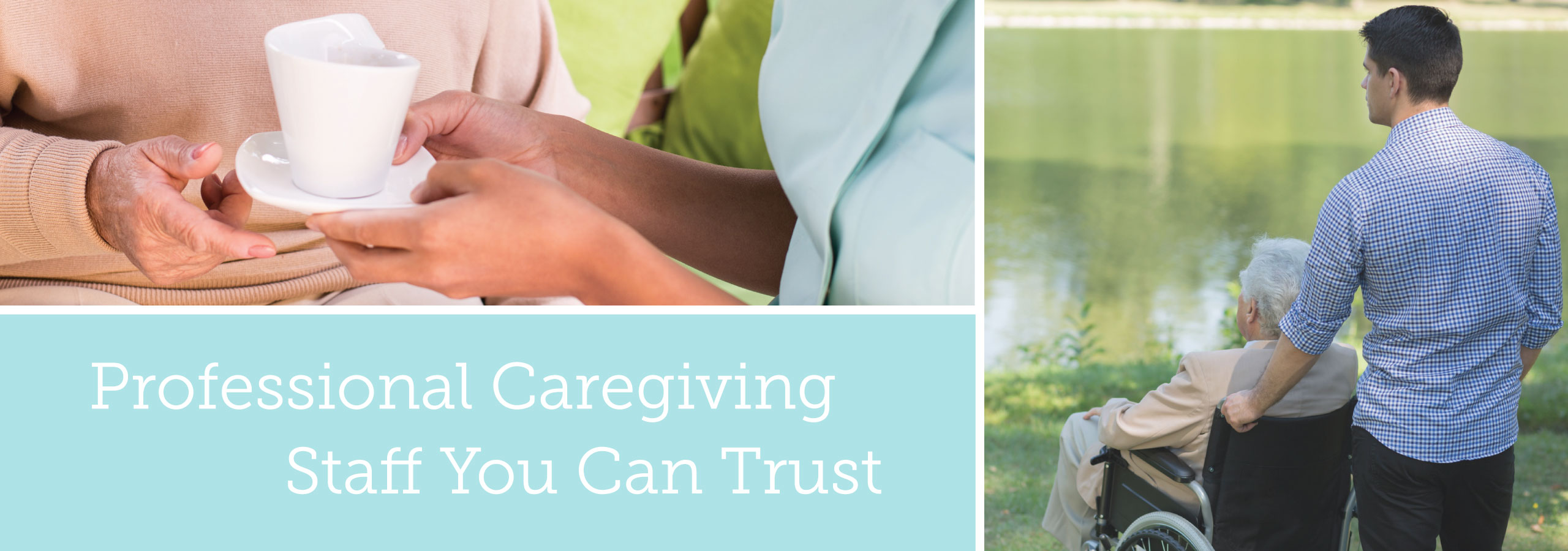 You deserve a professional Caregiver. Friendly Caregivers has staff you can trust