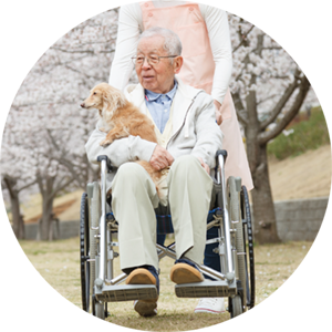 Dedicated caregivers committed to helping you stay comfortable, independent and active.